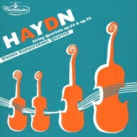 【送料無料】 Haydn ハイドン / 弦楽四重奏曲集 ウィーン・コンツェルトハウス四重奏団(4CD) 【Hi Quality CD】