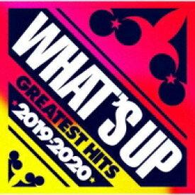【送料無料】 What's Up Greatest Hits 2019-2020 【CD】