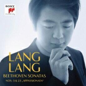 Beethoven ベートーヴェン / ピアノ・ソナタ第23番『熱情』、第3番、第17番『テンペスト』第3楽章 ラン・ラン 輸入盤 【CD】