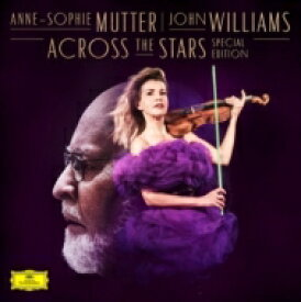 John Williams ジョンウィリアムズ / Across The Stars: Mutter(Vn) John Williams / Los Angeles Recording Arts O (Special Edition) 【LP】