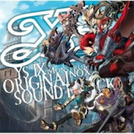 【送料無料】 イースIX-Monstrum NOX- オリジナルサウンドトラック 【CD】
