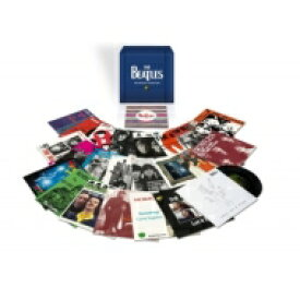 """【送料無料】 Beatles ビートルズ / Singles Collection 【輸入盤国内仕様】(23枚組7インチ重量盤アナログレコード / BOXセット) 【7""""""""Single】"""