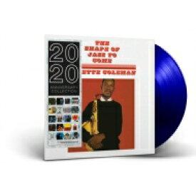 Ornette Coleman オーネットコールマン / Shape Of Jazz To Come (ブルーヴァイナル仕様 / アナログレコード / DOL) 【LP】