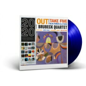 Dave Brubeck デイブブルーベック / Time Out (ブルーヴァイナル仕様 / アナログレコード / DOL) 【LP】