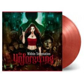 Within Temptation ウィズインテンプテーション / Unforgiving (カラーヴァイナル仕様 / 2枚組 / 180グラム重量盤レコード / Music On Vinyl) 【LP】