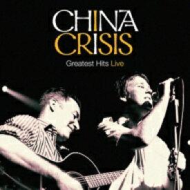 【送料無料】 China Crisis / Greatest Hits Live 輸入盤 【CD】