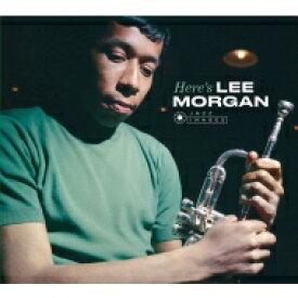 Lee Morgan リーモーガン / Here's Lee Morgan (2CD) 輸入盤 【CD】
