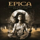 【送料無料】 Epica エピカ / Design Your Universe (Gold Edition) 【CD】