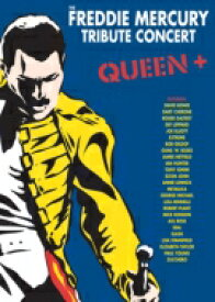 Freddie Mercury / Freddie Mercury Tribute Concert 〜Extended Version (Blu-ray) 【BLU-RAY DISC】