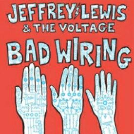 【送料無料】 Jeffrey Lewis / Voltage / Bad Wiring 輸入盤 【CD】