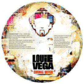 Louie Vega / Cosmic Witch / A Place Where We Can All Be Free 【12in】