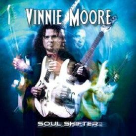 【送料無料】 Vinnie Moore ビニームーア / Soul Shifter 【Blu-spec CD】