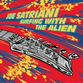 Joe Satriani ジョーサトリアーニ / Surfing With The Alien (Deluxe Version)【2019 RECORD STORE DAY BLACK FRIDAY 限定盤】 (カラーヴァイナル仕様 / 2枚組アナログレコード) 【LP】
