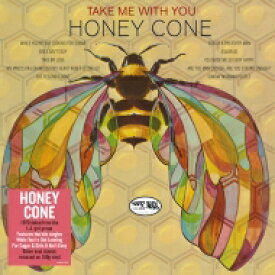 Honey Cone / Take Me With You 【LP】