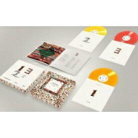 【送料無料】 Franco Battiato フランコバッティアート / Fleurs: The Complete Trilogy 【LP】