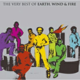 Earth Wind And Fire アースウィンド&ファイアー / Very Best Of Eearth Wind & Fire 【CD】