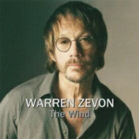【送料無料】 Warren Zevon ウォーレンゼボン / Wind 【LP】