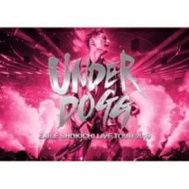 【送料無料】 EXILE SHOKICHI / EXILE SHOKICHI LIVE TOUR 2019 UNDERDOGG 【DVD】