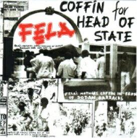 Fela Kuti (Anikulapo) フェラクティ / Coffin For Head Of State 【LP】
