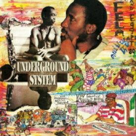 Fela Kuti (Anikulapo) フェラクティ / Underground System 【LP】