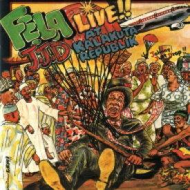 Fela Kuti (Anikulapo) フェラクティ / J.j.d. (Johnny Just Drop) 【LP】