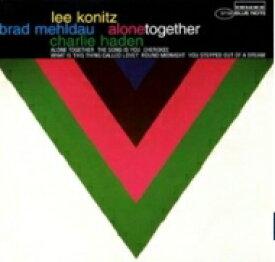 【送料無料】 Lee Konitz リーコニッツ / Alone Together (2枚組 / 180グラム重量盤レコード / LIVE LP SERIES) 【LP】