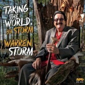 【送料無料】 Warren Storm / Taking The World, By Storm (200グラム重量盤レコード) 【LP】
