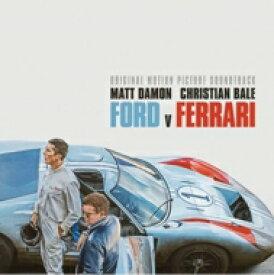 フォードvsフェラーリ / フォードvsフェラーリ Ford V Ferreri オリジナルサウンドトラック (アナログレコード) 【LP】
