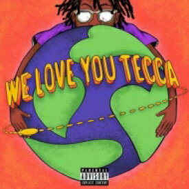 Lil Tecca / We Love You Tecca (オレンジ・ヴァイナル仕様 / アナログレコード) 【LP】