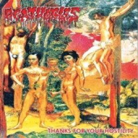【送料無料】 Agathocles / Thanks For Your Hostility 【LP】