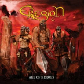【送料無料】 Eregion / Age Of Heroes 輸入盤 【CD】