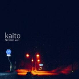 【送料無料】 Kaito カイト / Nokton 【CD】