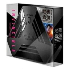 【送料無料】 Jay Chou (周杰倫) ジェイチョウ / 地表最強 THE INVINCIBLE 演唱會 Blu-ray 【BLU-RAY DISC】
