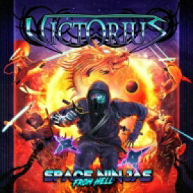 Victorius / Space Ninjas From Hell 【CD】