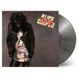 Alice Cooper アリスクーパー / Trash (カラーヴァイナル仕様 / 180グラム重量盤アナログレコード / Music On Vinyl) 【LP】