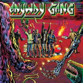 Anyway Gang / Anyway Gang 【LP】