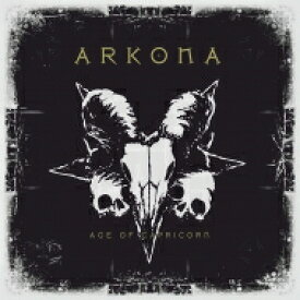 Arkona / Age Of Capricorn 【LP】