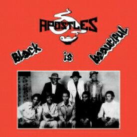 【送料無料】 Apostles / Black Is Beautiful (Clear Vinyl) (180g) 【LP】