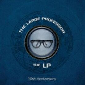 【送料無料】 Large Professor ラージプロフェッサー / Lp (10th Anniversary)(メタリック・シルバーヴァイナル仕様 / 2枚組アナログレコード) 【LP】
