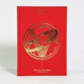 WayV (威神V) / 2nd Mini Album: Take Over The Moon 【CD】