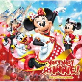 【送料無料】 Disney / 東京ディズニーランド ベリー・ベリー・ミニー! 【CD】