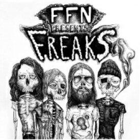 【送料無料】 Frontier Folk Nebraska / Freaks 【LP】