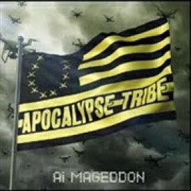 【送料無料】 Apocalypse Tribe / Ai Mageddon (Clear Vinyl) 【LP】