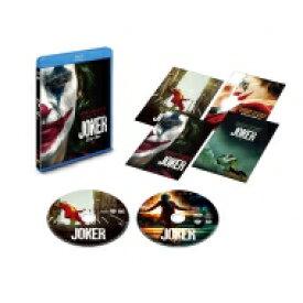 【初回仕様】ジョーカー ブルーレイ&DVDセット(2枚組/ポストカード付) 【BLU-RAY DISC】