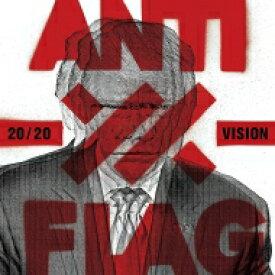 Anti Flag アンチフラッグ / 20 / 20 Vision (Coloured Vinyl) 【LP】