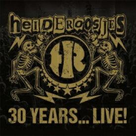 Heideroosjes / 30 Years Live! (Coloured Vinyl) 【LP】