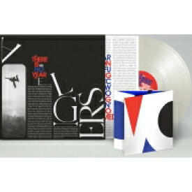 Algiers / There Is No Year (クリアヴァイナル仕様アナログレコード+7インチシングル) 【LP】