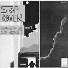 【送料無料】 佐々木秀人 / 関根敏行 / Stop Over (2枚組アナログレコード) 【LP】