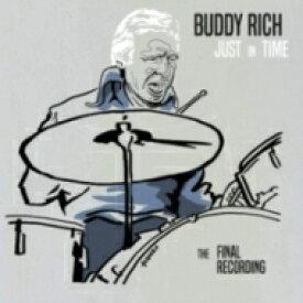【送料無料】 Buddy Rich バディリッチ / Just In Time: The Final Recording 【LP】