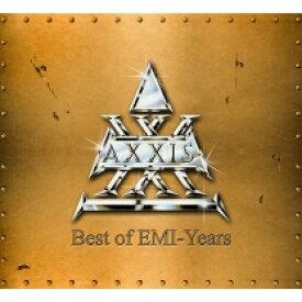 【送料無料】 AXXIS アクシス / Best Of Emi-years (Gold Vinyl) 【LP】